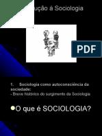 Contexto histórico de Sociologia