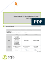 Track Gauge Study Report-Egis
