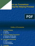 Teachers as Counselors1- Presentation