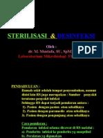 MIKROBIOLOGI  STERILISASI