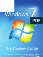 Win7 Pocket Guide TViet