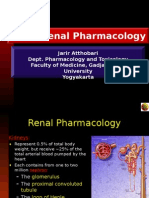 Renal Pharmacology (Jarir Atthobari) - Regular Class - Block 1.4 - Feb 2009