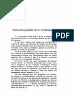 Husserl - Fenomenologia