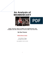 Analysis of Seabiscuit
