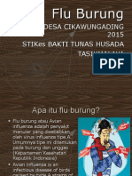 Fix Persentasi Flu Burung