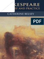 Catherine Belsey, Shakespeare in Theory and Practice