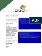 Windowes XP