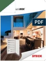 Catalogo Platinnum Box