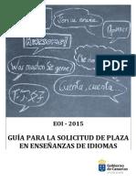 PRUEBA Guia de Solicitud de Plaza en EOI 2015
