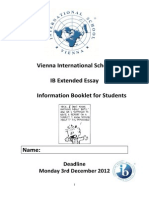 Ee Student s Booklet 2012-2013