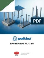 Fastening Plates 9-2007