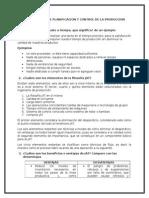 Cuestionario de Planificacion y Control de La Produccion