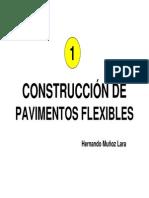 1-Construcción de Pavimentos Flexibles