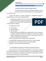 Subiectul 3. Bazele Matematicii Financiare