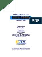 XTA DS800