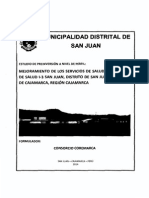 PIP Sector Salud