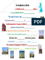 an introduction to britain