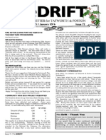 The Drift Newsletter for Tatworth & Forton Edition 072