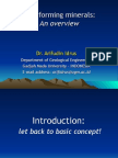 1. Rock-forming minerals-An overview.ppt