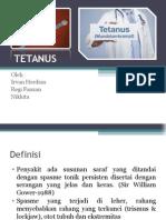 Revisi TETANUS Ckeyreginikki