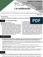 HCV - No te pierdas la celebración - 29Nov2015