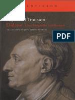 Troussson, Raymond - Diderot. Una Biografía Intelectual