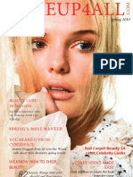 MakeUp4All Spring 2010 On-line Beauty Magazine