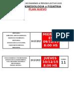 CALENDARIO INSCRIPCIONES diciembre2015