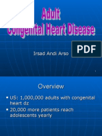 Adult CHD Irsad 2008