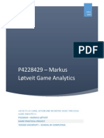 game analytics paper