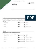 Funções Sintáticas e Utilização Do Pronome Pessoal Soluçoes