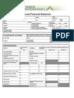Personal Loan Details