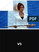 ¿Quién es mejor líder? ¿Napoleón Bonaparte o Cristina Fernandez?