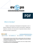 DevOps Introduction for Beginners