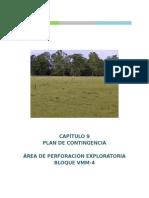 Cap. 9 Plan de Contingencia Bloque Vmm-4