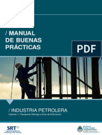 Manual de Buenas Practicas . Industria Petrolera