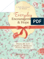 An Excerpt from Everyday Encouragement and Hope by Debora M. Coty, Pamela L. McQuade, and Patricia Mitchell