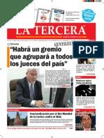 Diario La Tercera 02.12.2015