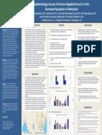 epidemiologic survey of chronic hepatitis b and c in the burmese population