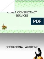 Other Consultancy Services