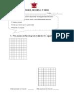 Guía de Matemáticas 6