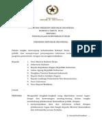 Intruksi pesidenpres Nomor 9 Tahun 2015 Tentang Pengelolaan Komunikasi Publik