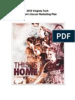 2015 vtws marketing plan