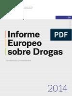 Informe Europeo Sobre Drogas 2014