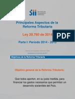 Principales Aspectos de La Reforma Tributaria 2014 - RT_principalesaspectos