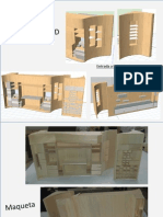 2da Aparte, Mueble Modular Estructura de Mueble