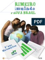 Prova Brasil 1simulado Matematica 2013
