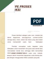 MAKALAH - Tipe Proses Produksi (1)