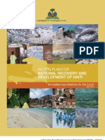 Haiti Action Plan (English Version)