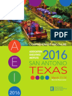 2016 AEI Comprehensive Brochure